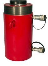 Домкраты двусторонние гидравлические ДУ (выносной насос)