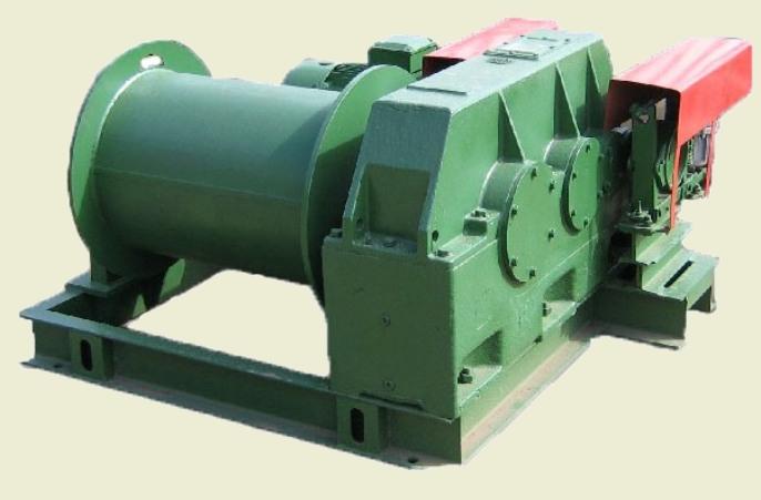 Лебедка электрическая ЛМ-3,0Ч