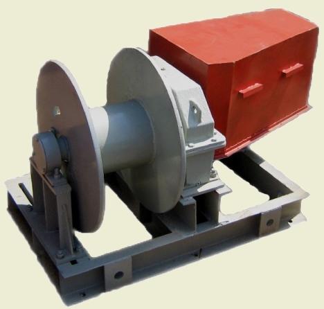 Лебедка электрическая ЛМ-3,0М