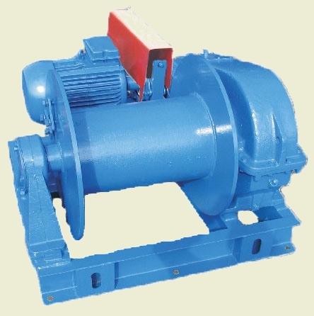 Лебедка электрическая ЛП-5