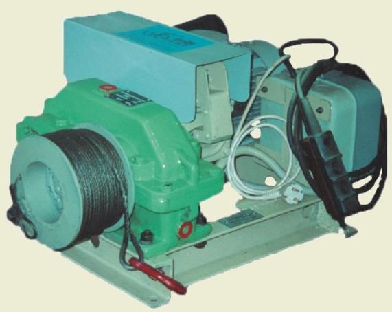 Лебедка электрическая ТЛ-12Б
