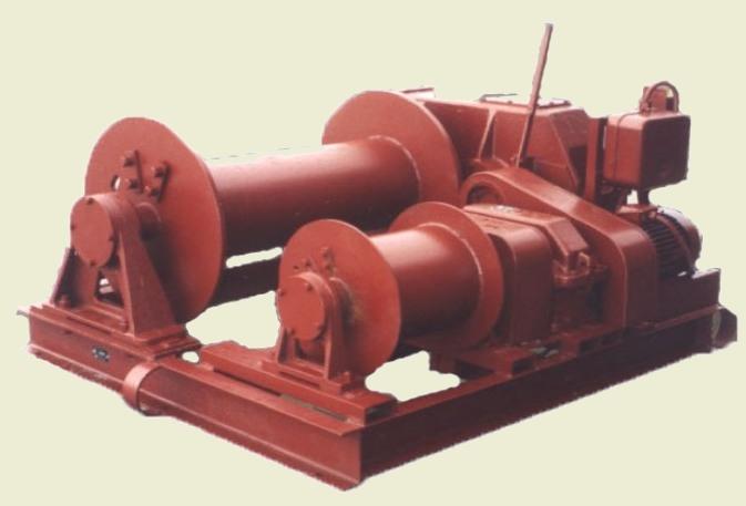 Лебедки маневровые ТЛ-8Б, ТЛ-8М