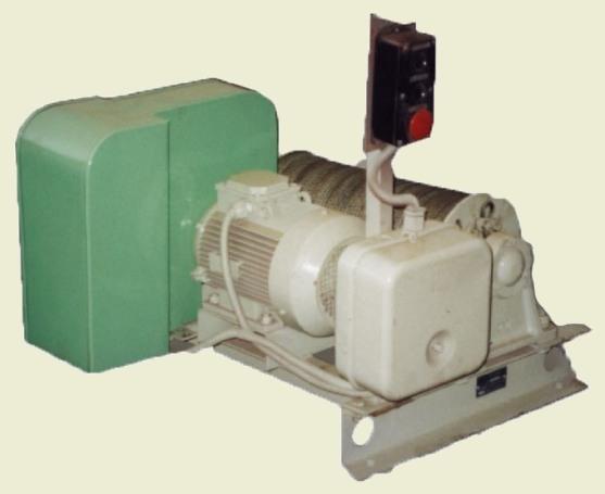 Лебедка электрическая ТЛ-9А