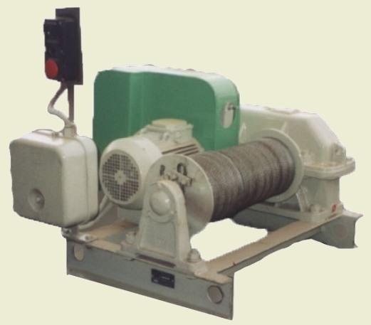 Лебедки электрические У-5120.60, У-51200.60