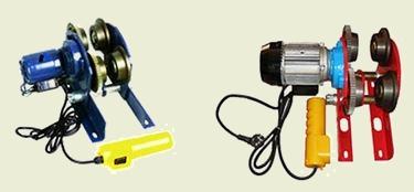 Тележка электрическая для тали РА