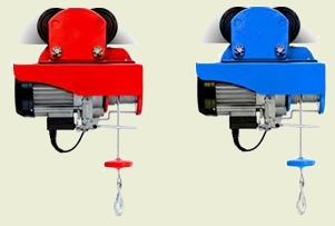 Таль электрическая РА с тележкой